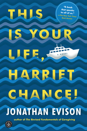 This Is Your Life, Harriet Chance! - cover