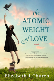 The Atomic Weight of Love - cover