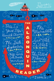 The Algonquin Reader - cover