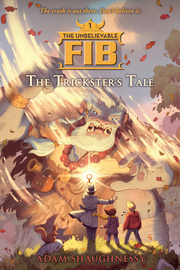 The Unbelievable FIB 1 - cover