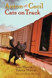 Anton and Cecil, Book 2 - cover