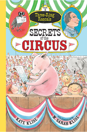Secrets of the Circus - cover