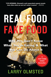 Real Food/Fake Food - cover