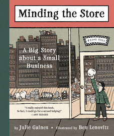 Minding the Store - cover