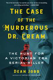 The Case of the Murderous Dr. Cream - cover