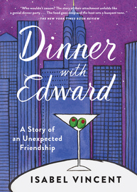 Dinner with Edward - cover
