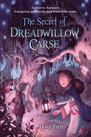 The Secret of Dreadwillow Carse - cover