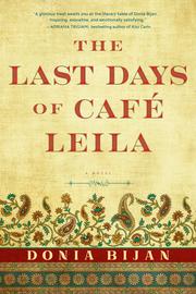 The Last Days of Café Leila - cover