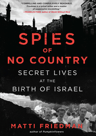 Spies of No Country - cover