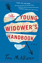 The Young Widower's Handbook - cover