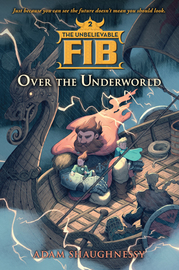 The Unbelievable FIB 2 - cover