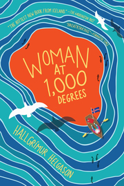 Woman at 1,000 Degrees - cover