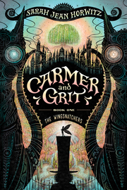 Carmer and Grit, Book One: The Wingsnatchers - cover