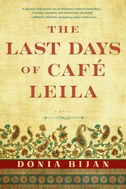 The Last Days of Café Leila - cover