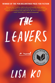 The Leavers (National Book Award Finalist) - cover