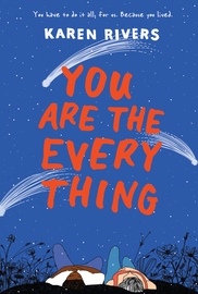 You Are The Everything - cover
