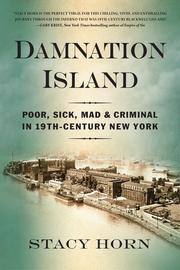 Damnation Island - cover