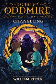 The Oddmire, Book 1: Changeling - cover