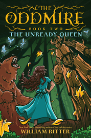 The Oddmire, Book 2: The Unready Queen - cover