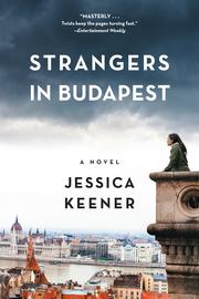 Strangers in Budapest - cover