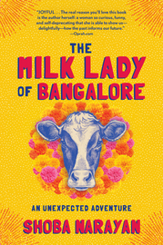 The Milk Lady of Bangalore - cover