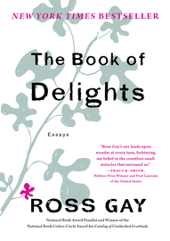 The Book of Delights - cover