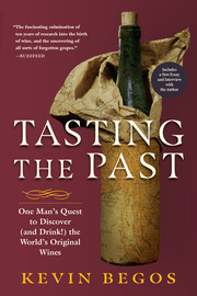 Tasting the Past - cover