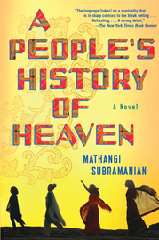 A People's History of Heaven - cover