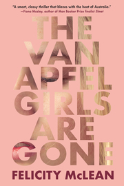 The Van Apfel Girls Are Gone - cover