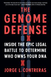 The Genome Defense - cover