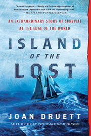 Island of the Lost - cover