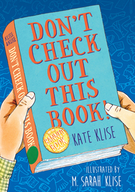 Don't Check Out This Book! - cover