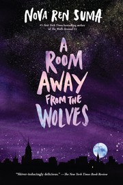 A Room Away From the Wolves - cover