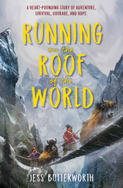 Running on the Roof of the World - cover