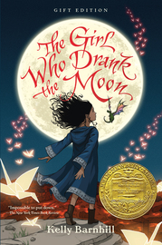 The Girl Who Drank the Moon (Winner of the 2017 Newbery Medal) - Gift Edition - cover