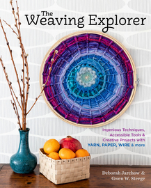 The Weaving Explorer - cover