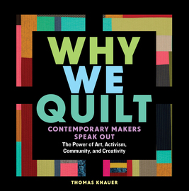 Why We Quilt - cover