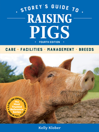 Storey's Guide to Raising Pigs, 4th Edition - cover