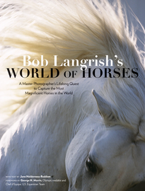 Bob Langrish's World of Horses - cover
