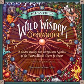 Maia Toll's Wild Wisdom Companion - cover