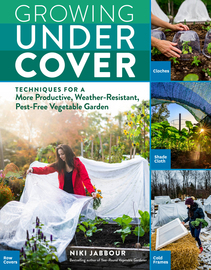 Growing Under Cover - cover