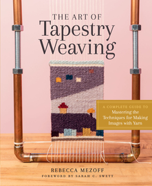 The Art of Tapestry Weaving - cover
