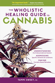 The Wholistic Healing Guide to Cannabis - cover