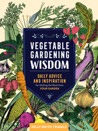 Vegetable Gardening Wisdom - cover