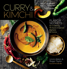 Curry & Kimchi - cover