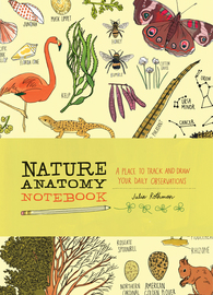 Nature Anatomy Notebook - cover