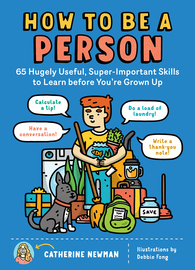 How to Be a Person - cover