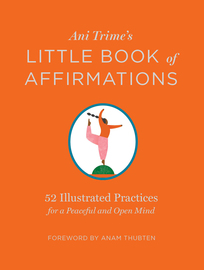 Ani Trime's Little Book of Affirmations - cover