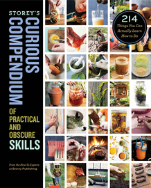 Storey's Curious Compendium of Practical and Obscure Skills - cover