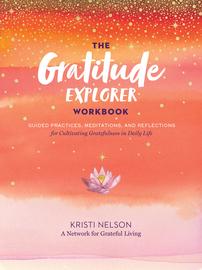The Gratitude Explorer Workbook - cover